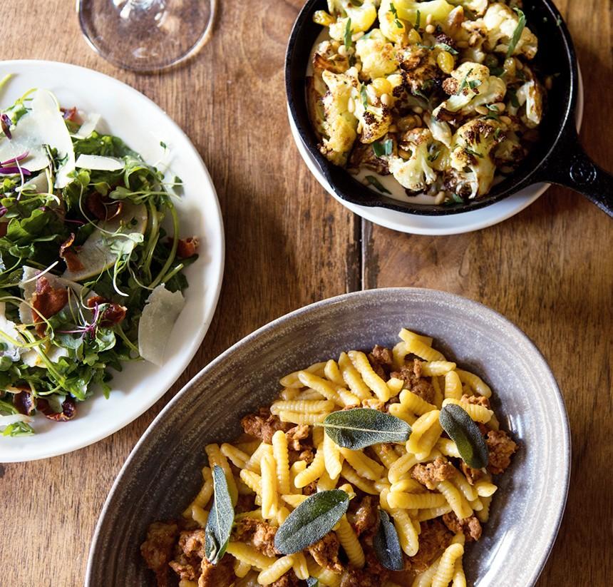 Dishes from Glorietta