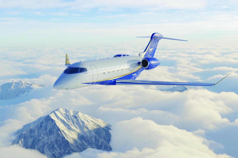 Airshare annonce l'achat de trois avions Bombardier Challenger 350