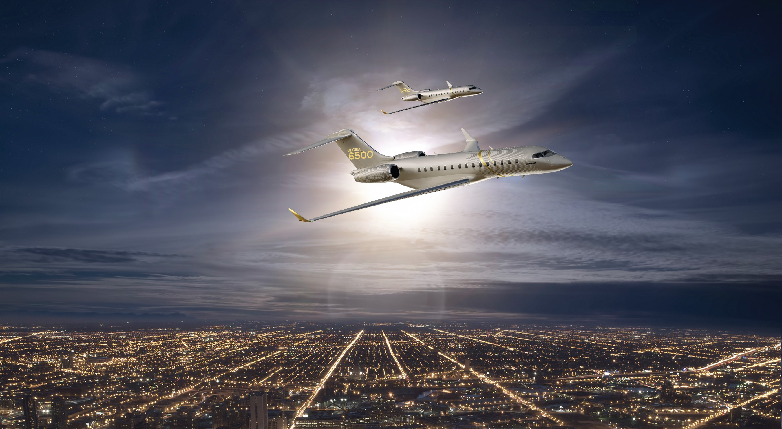 Introducing the Global 5500 | Global 6500 aircraft