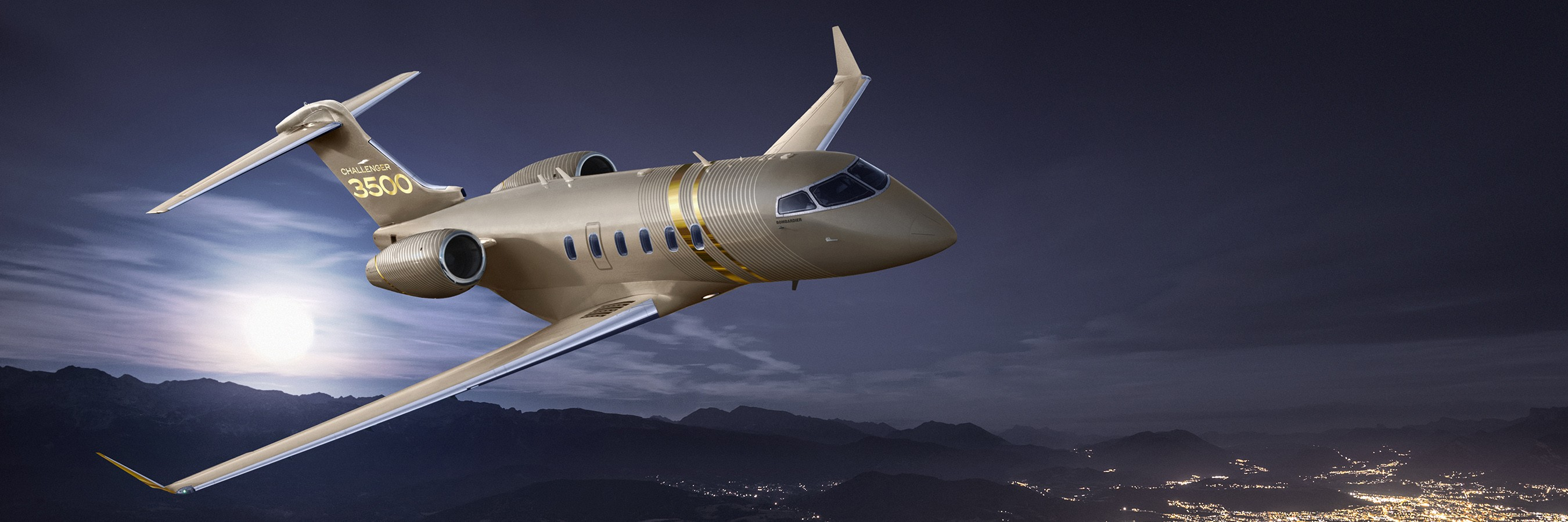 Introducing the Challenger 3500