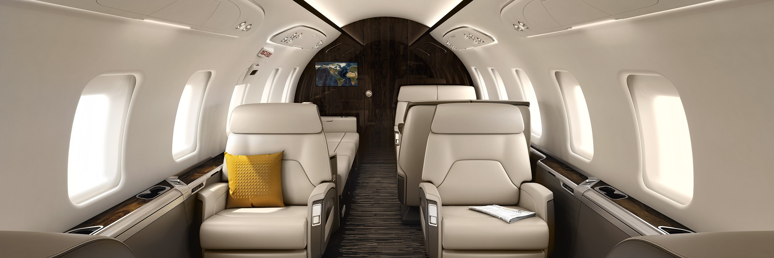 Challenger 650 Experience exceptional