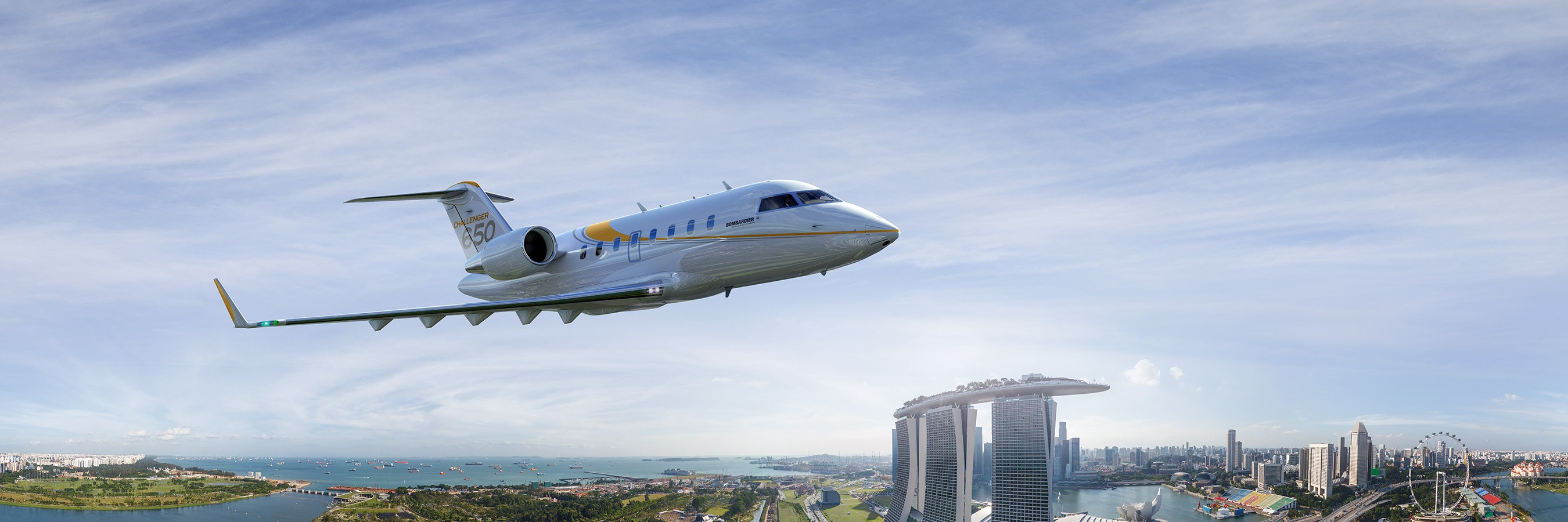 Challenger 650 reliability