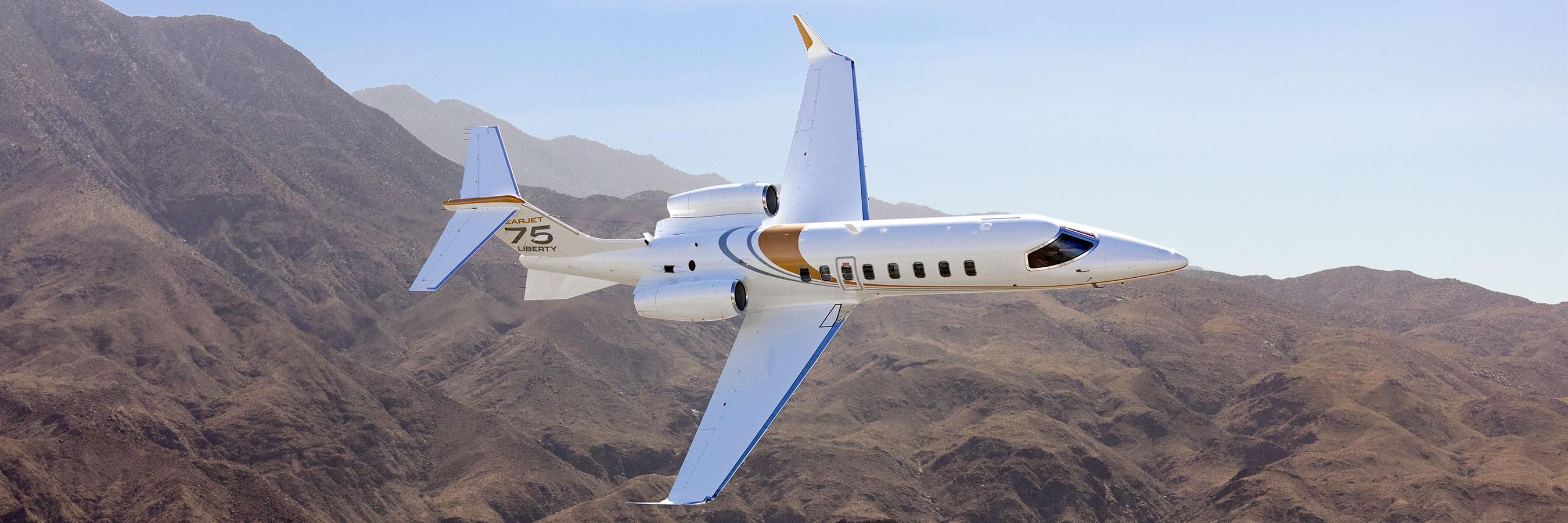 Learjet 75 Liberty - Leading operating costs, Learjet performance