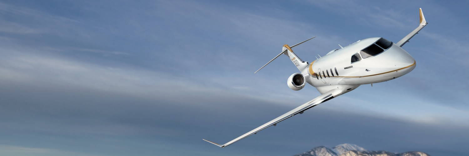 Challenger 350 Bombardier Business Aircraft