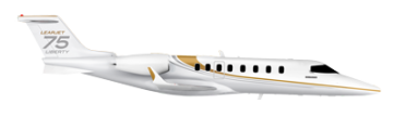 Learjet 75 Liberty