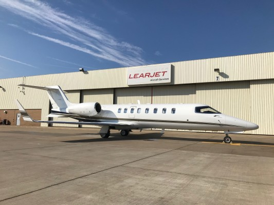 Learjet 45 XR S/N 269
