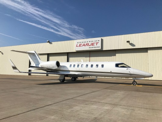 Learjet 45 XR S/N 310