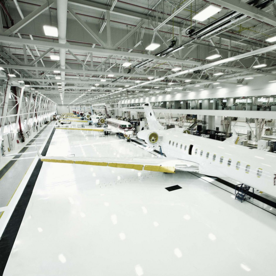 A career at bombardier