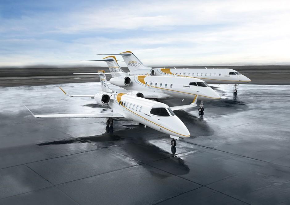 Rapport sur le marché des avions d'occasion Bombardier